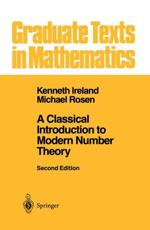 ISBN: 9781441930941 - A Classical Introduction to Modern Number Theory