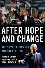 ISBN: 9781442217249 - After Hope and Change