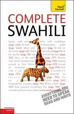 ISBN: 9781444105612 - Teach Yourself Complete Swahili