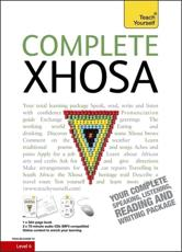 ISBN: 9781444105810 - Teach Yourself Complete Xhosa