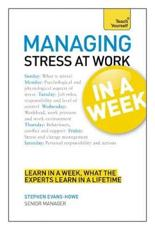 ISBN: 9781444185881 - Teach Yourself Stress at Work in a Week