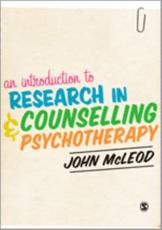 ISBN: 9781446201411 - An Introduction to Research in Counselling and Psychotherapy