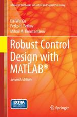 ISBN: 9781447146810 - Robust Control Design with MATLAB(R)