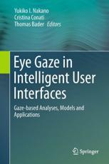ISBN: 9781447147831 - Eye Gaze in Intelligent User Interfaces