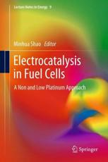 ISBN: 9781447149101 - Electrocatalysis in Fuel Cells
