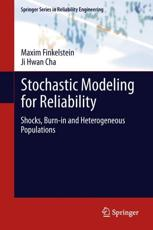 ISBN: 9781447150275 - Stochastic Modeling for Reliability