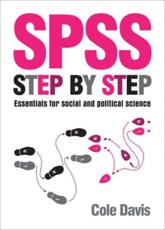 ISBN: 9781447306276 - SPSS Step by Step