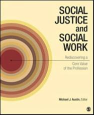 ISBN: 9781452274201 - Social Justice and Social Work