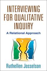 ISBN: 9781462510009 - Interviewing for Qualitative Inquiry