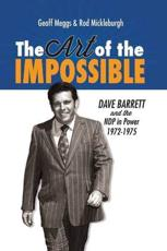 ISBN: 9781550175790 - Art of the Impossible