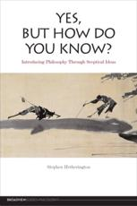 ISBN: 9781551119038 - Yes, But How Do You Know?