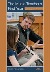 ISBN: 9781574631654 - The Music Teacher's First Year