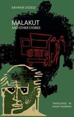 ISBN: 9781588140845 - Malakut & Other Stories