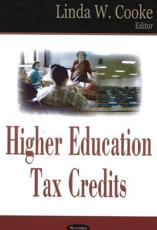 ISBN: 9781594546938 - Higher Education Tax Credits