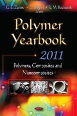 ISBN: 9781612096452 - Polymer Yearbook