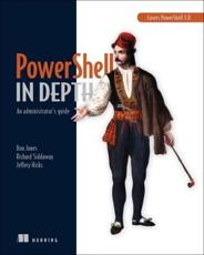 ISBN: 9781617290558 - PowerShell in Depth