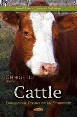 ISBN: 9781624178207 - Cattle