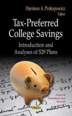 ISBN: 9781624179341 - Tax-Preferred College Savings