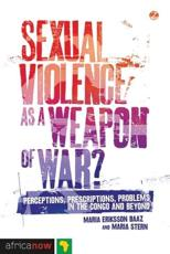 ISBN: 9781780321639 - Sexual Violence as a Weapon of War?