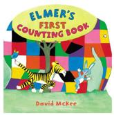 ISBN: 9781842706305 - Elmer's First Counting Book