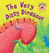 ISBN: 9781845062040 - The Very Dizzy Dinosaur
