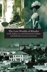 ISBN: 9781845194550 - Lost World of Rhodes