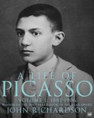ISBN: 9781845951559 - A Life of Picasso (v. 1)