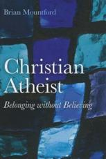 ISBN: 9781846944390 - Christian Atheist