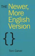ISBN: 9781846947117 - The Newer, More English Version