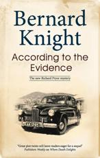 ISBN: 9781847513175 - According to the Evidence
