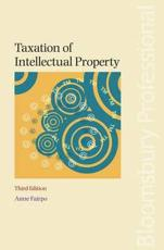 ISBN: 9781847669315 - Taxation of Intellectual Property