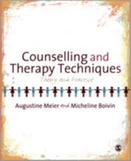ISBN: 9781847879585 - Counselling and Therapy Techniques