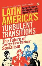 ISBN: 9781848135673 - Latin America's Turbulent Transitions