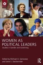 ISBN: 9781848729926 - Women as Political Leaders