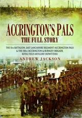 ISBN: 9781848844698 - Accrington's Pals: the Full Story