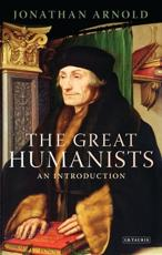 ISBN: 9781848850828 - The Great Humanists