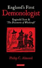 ISBN: 9781848857933 - England's First Demonologist