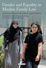 ISBN: 9781848859227 - Gender and Equality in Muslim Family Law
