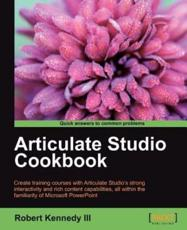 ISBN: 9781849693080 - Articulate Studio Cookbook