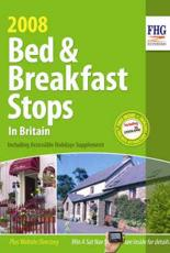 ISBN: 9781850554028 - Bed and Breakfast Stops 2008