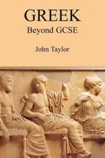 ISBN: 9781853997044 - Greek Beyond GCSE