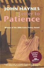 ISBN: 9781854114129 - Letter to Patience