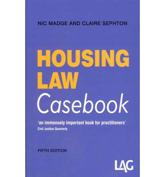 ISBN: 9781903307885 - Housing Law Casebook