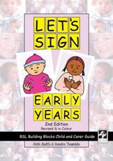 ISBN: 9781905913220 - Let's Sign Early Years