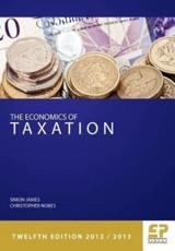 ISBN: 9781906201197 - The Economics of Taxation: Principles, Policy and Practice