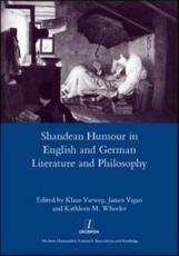 ISBN: 9781907975318 - Shandean Humour in English and German Literature and Philosophy