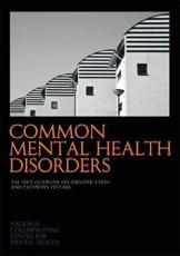 ISBN: 9781908020314 - Common Mental Health Disorders
