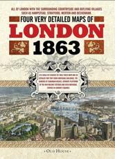 ISBN: 9781908402523 - Stanford's Street Maps of Victorian London, 1863