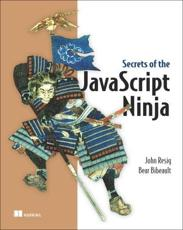 ISBN: 9781933988696 - Secrets of the JavaScript Ninja