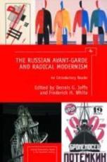 ISBN: 9781936235452 - The Russian Avant-Garde & Radical Modernism
